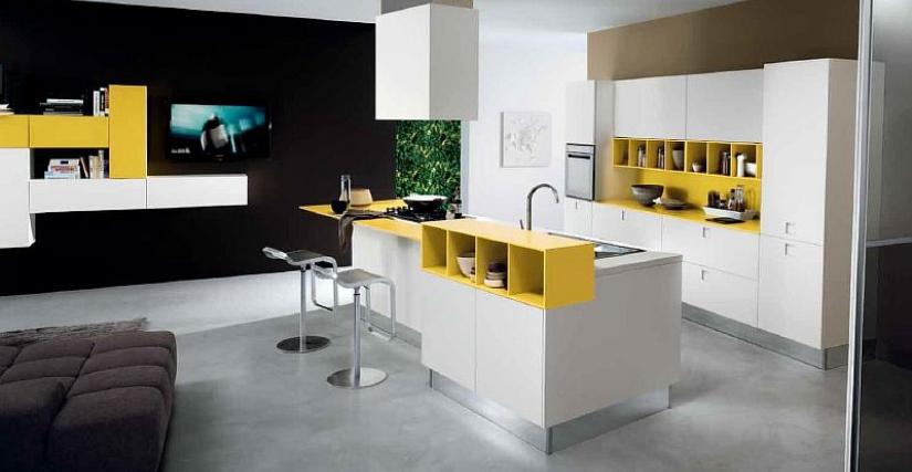 Кухня Quadra 1