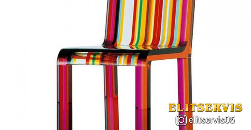 Стул Cappellini Rainbow Chair