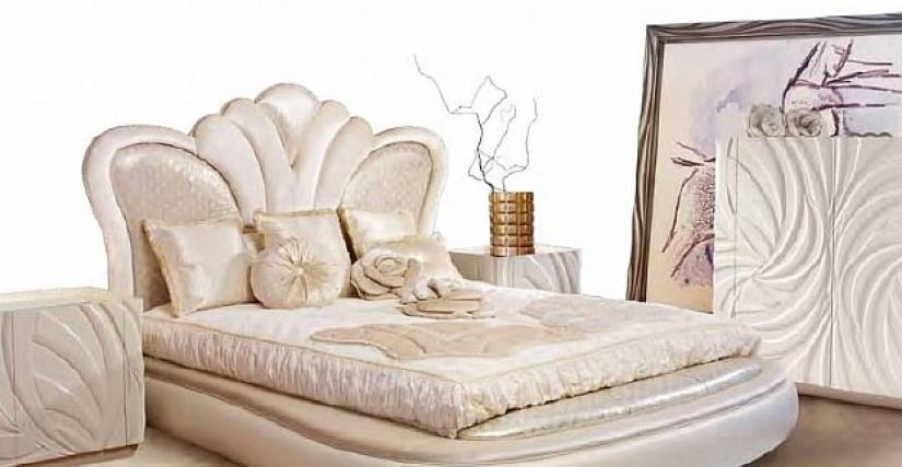 Кровать Florence Размер: Ш 240 Г 250 В 160