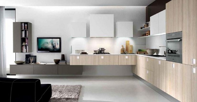 Кухня Quadra 2