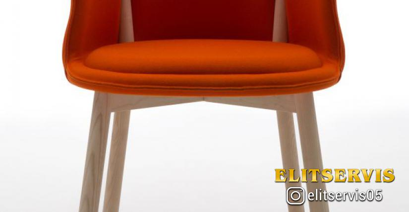 Стул Cappellini Peg chair