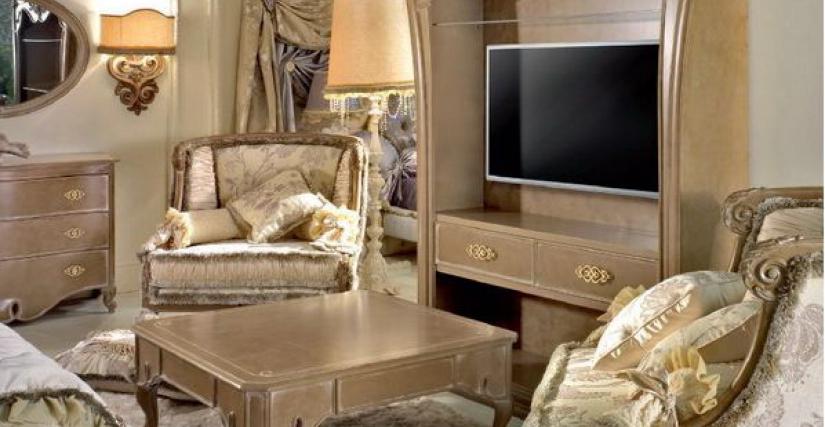 Итальянская гостиная TIFFANY AML27
