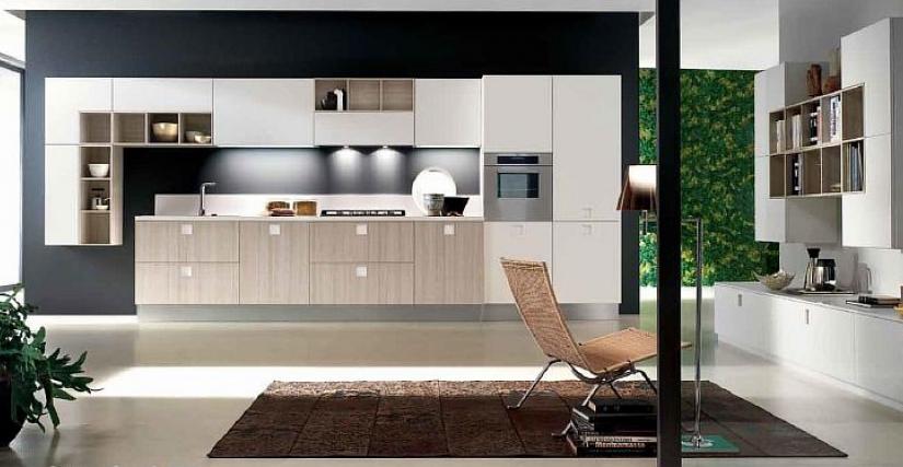 Кухня Quadra 4