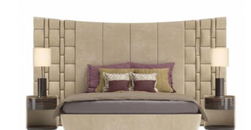 Размеры:   Кровать Jubilee Letto: 335х225х170