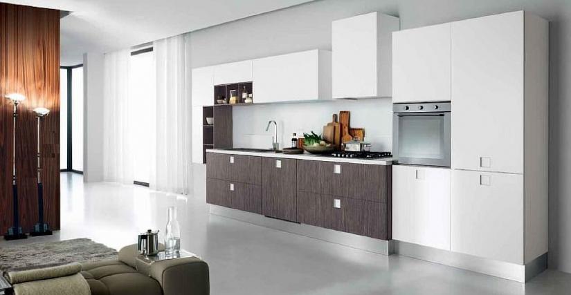 Кухня Quadra 5