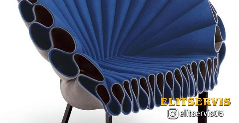 Cappellini Кресло Peacock