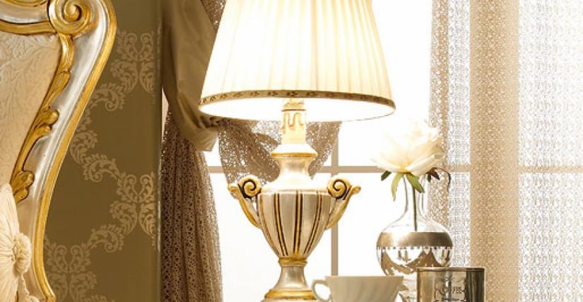 • 922/P светильник с абажуром (L13) cm. ø 25 x 40 h.