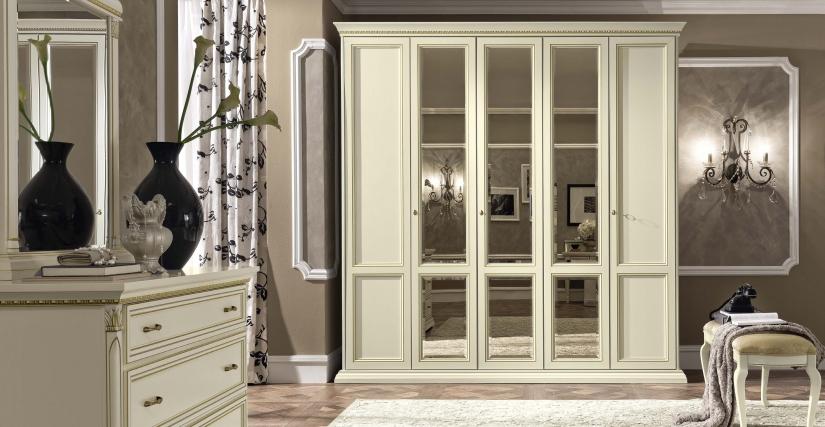 Пятидверный шкаф Размеры: Ш.244 Г.65 В.242