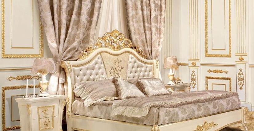 Кровать King Size Арт. 802/T/L Размеры: Ш 215 Г 217 В 174,5 Прикроватная тумба Арт. 804/L Размеры: Ш 61 Г 43,5 В 70