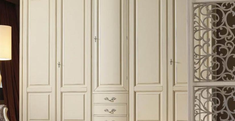 Шкаф 5-и дверный Арт. 2219 C Размеры: Ш 292 Г 66 В 250