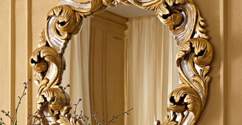 • 1128 зеркало (L08) cm. 90 x 131 h.
