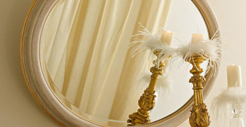"""• 1111 зеркало """"розы"""" (L22) cm. 97 x 110 h."""