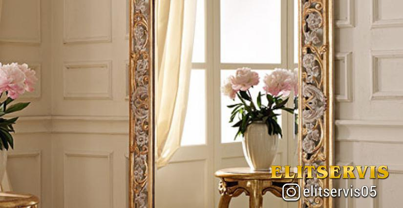 • 1124 зеркало (L22) cm. 104 x 164 h.