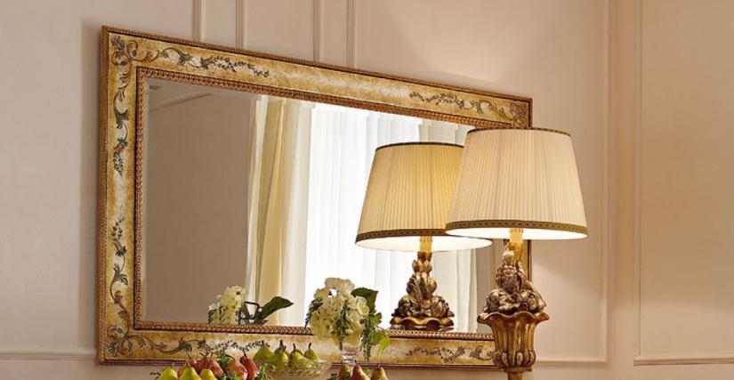 • 1133 зеркало (L31) cm. 168 x 100 h.