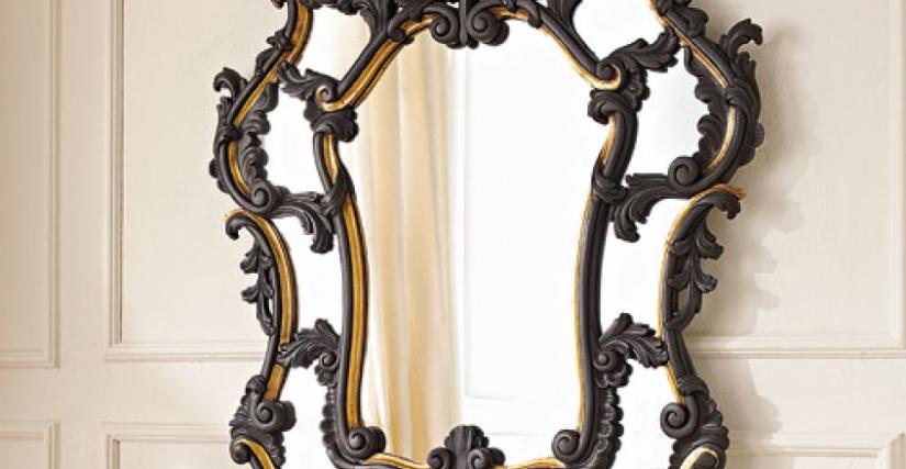 • 1135 зеркало (L19) cm. 80 x 126 h.