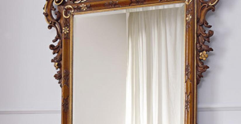 • 1138 зеркало (L14) cm. 110 x 153 h