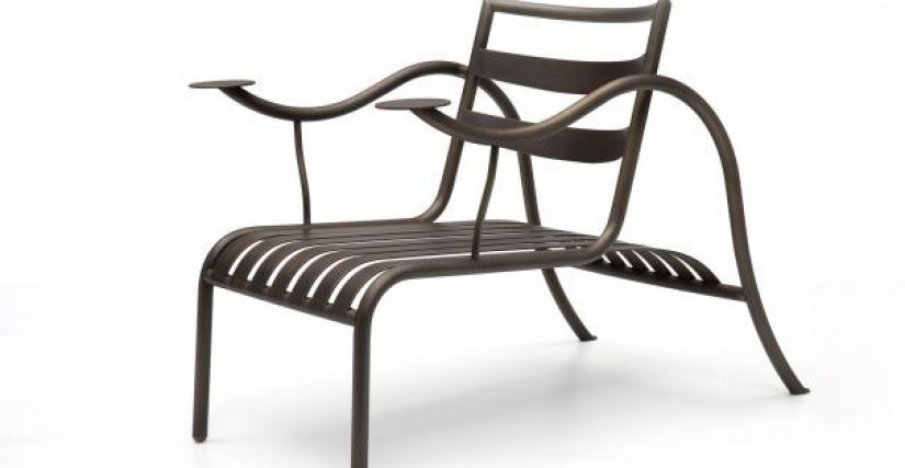 Cappellini Шезлонг Thinking Man's Chair Limited Edition