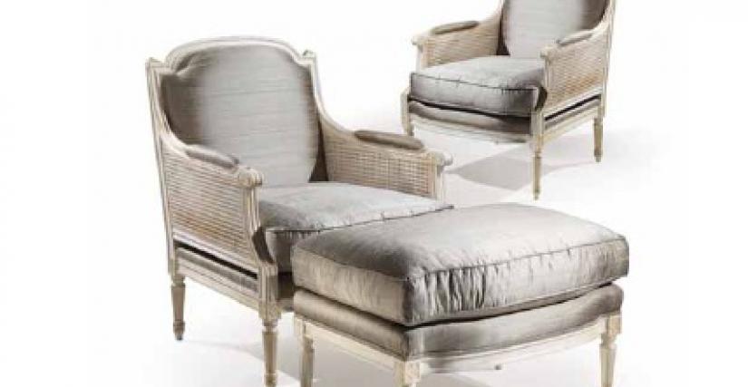 Armchair Art.2212/BA Angelo Cappellini