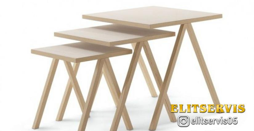 Cappellini Журнальный столик Hiip Table