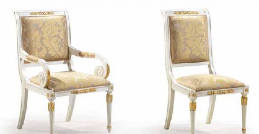 Armchair  Art.6294/P Angelo Cappellini