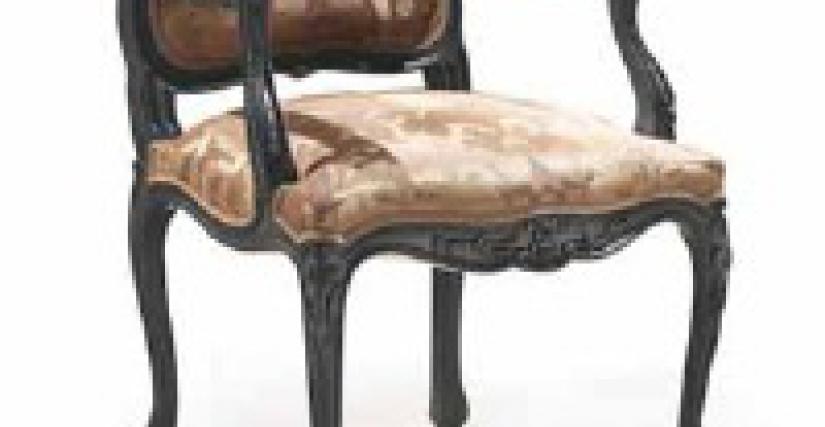Armchair Art.2329/P Angelo Cappellini